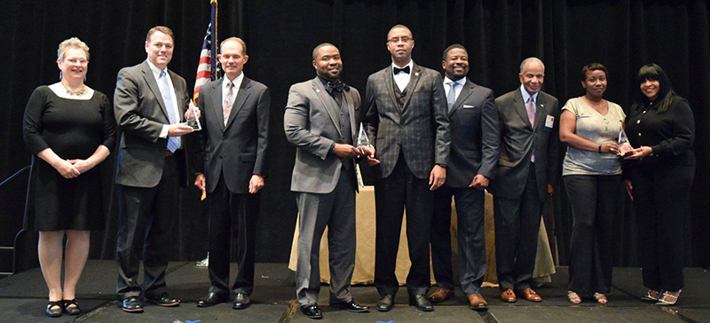 Certified Technical Experts Inc. and its mentor, Tec-Masters, along with Alabama State University and its College of Business Administration, recently received the Nunn-Perry Award from the Department of Defense.