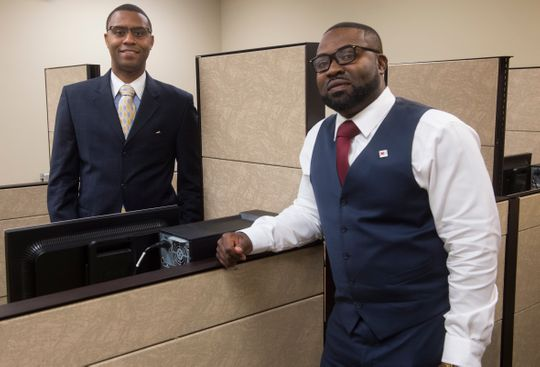 When people checked in for this year's Air Force Information Technology & Cyberpower Conference, they did it on software developed by Certified Technical Experts, a minority-owned Montgomery small business.