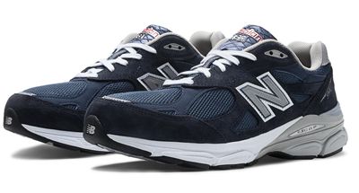 competitive price a9e0a 0a8ad New Balance 990V3 and W990V3 Shoes