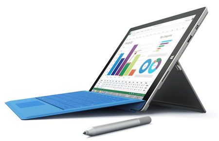 Buy Microsoft Surface Pro 3 International Shipping