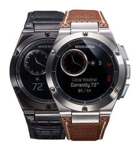 Michael Bastian Chronowing Smartwatch