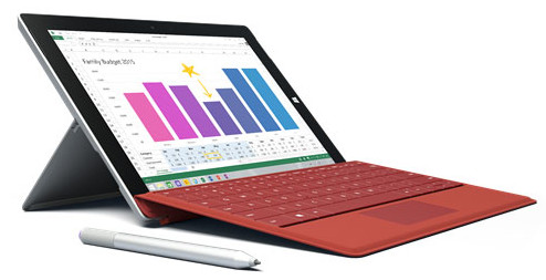 Microsoft Surface Pro 3 International Shipping