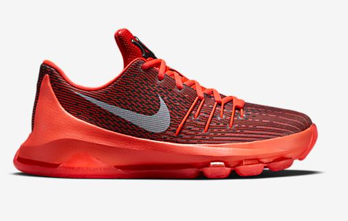 Buy Nike KD 8 Young Tigers Kids' Basketball Shoes International Shipping