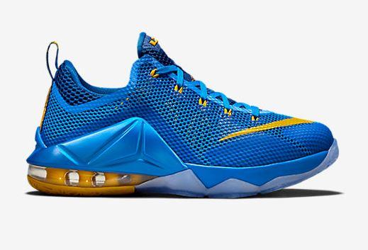 Buy Nike Lebron XII Low Kids' Basketball Shoes International Shipping