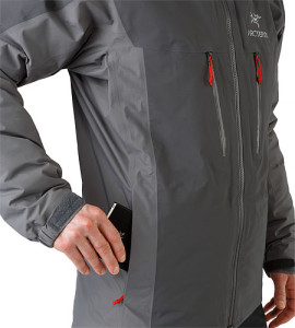Buy Arcteryx Fission SV Jacket International Shipping