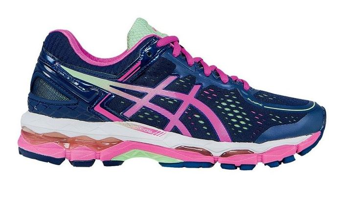 Buy USA Women's Asics Kayano 22 Running Shoes International Shipping