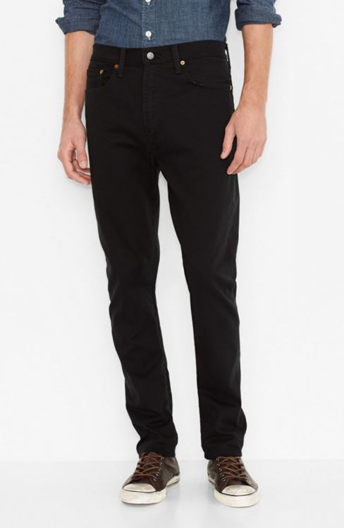 Buy Levis 522 Slim Taper Jeans International Shipping