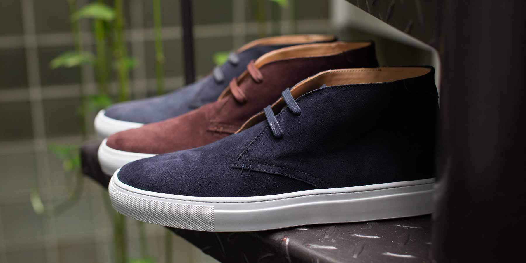 Buy USA Greats Royale Chukka Shoes International Shipping