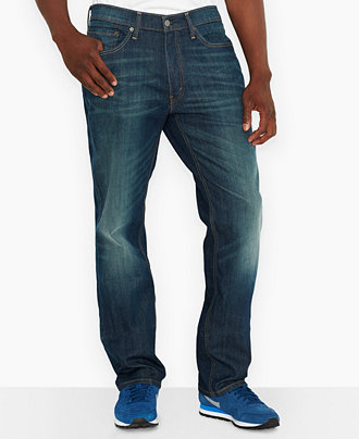 Buy Levis 541 Athletic Fit Jeans International Shipping