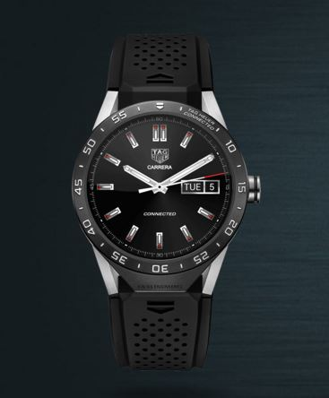 Buy Tag Heuer Connected Smartwatch International Shipping