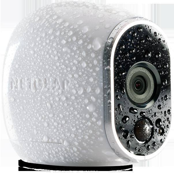 Buy USA NETGEAR Arlo Q Wireless HD Security Camera Online International Shipping