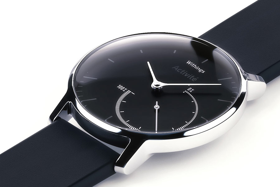 Buy Withings Steel Fitness Tracker & Smartwatch International Shipping