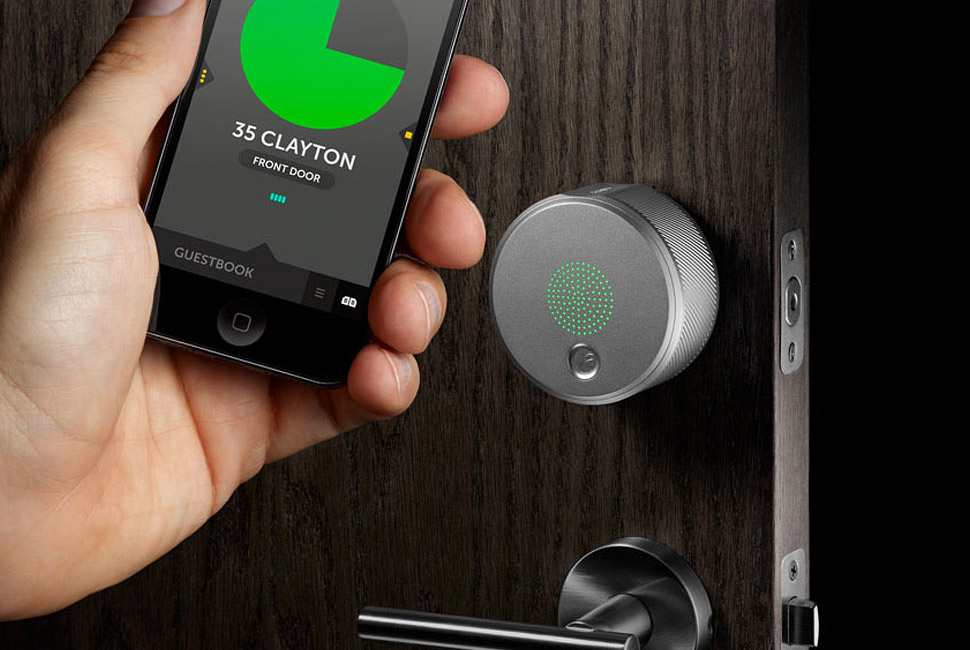 Buy USA August Smart Locks Online Store International Shipping
