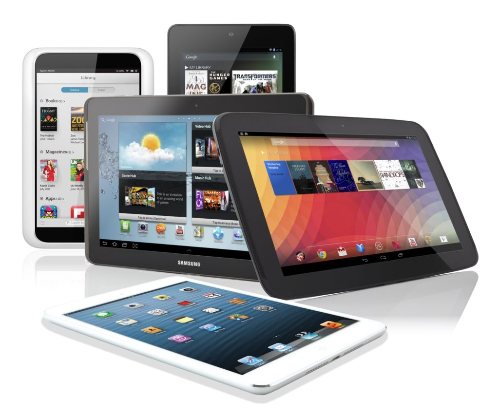 Best Tablets to Purchase for Work and Play