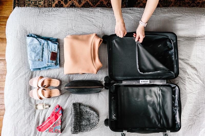 Buy USA Away Luggage Online Store International Shipping