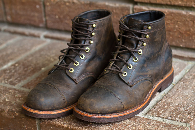 Buy USA Chippewa Boots Online Store International Shipping