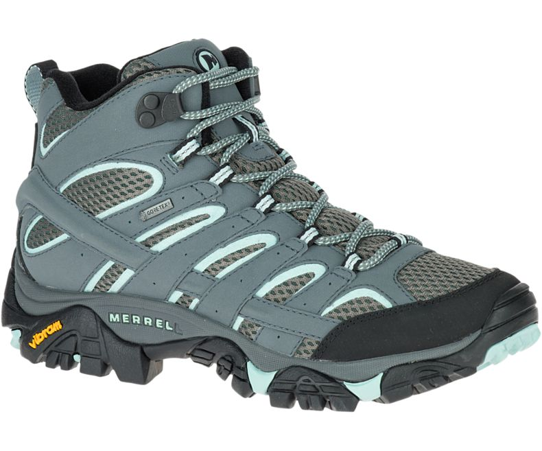 c5e1bba560 Moab 2 shoes is a new line of Merrell boots that feature several different  men's and women's styles, ...
