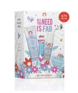 Buy from the USA First Aid Beauty Online Store International Shipping