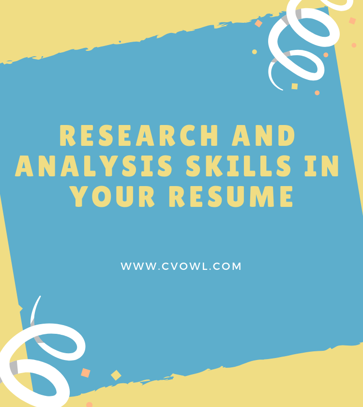 CV Owl Blog post