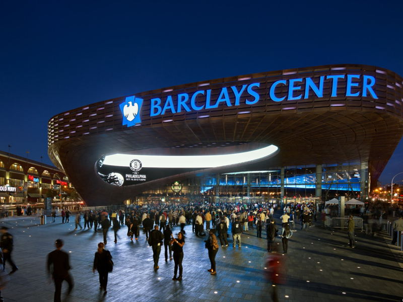 Atlantic Yards/Barclay Center