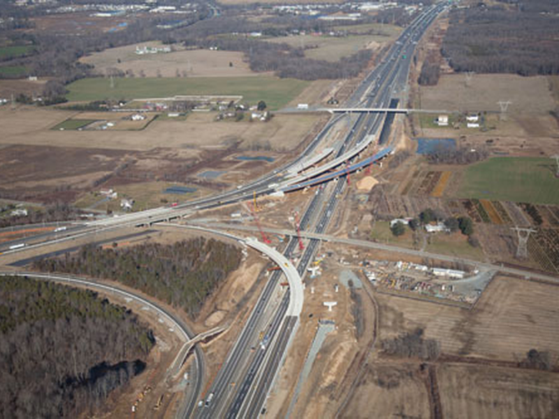 NJ Turnpike Expansion