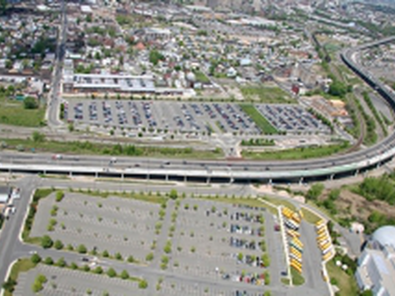 Liberty Sciences Center/Holland Tunnel – Grand Street Viaduct