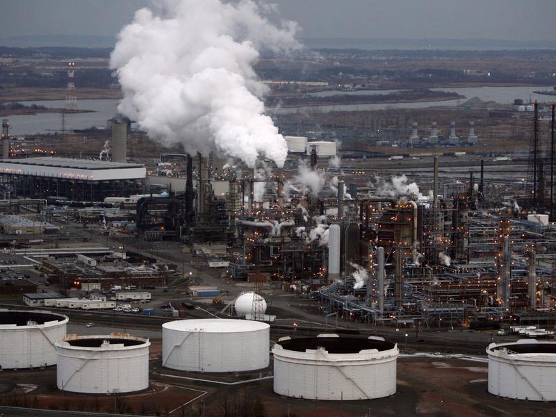 Exxon Mobil Bayway Refinery