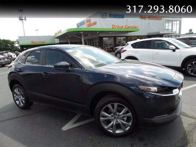 Pre-Owned 2021 Mazda CX-30 Select