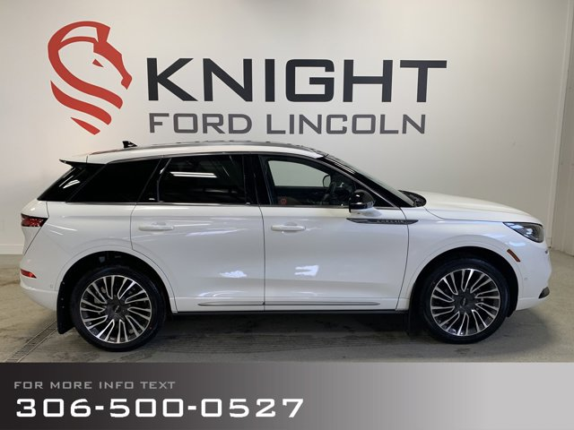 New 2021 Lincoln Corsair Reserve