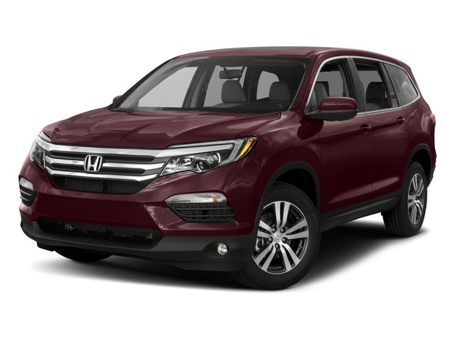 Certified Pre-Owned 2017 Honda Pilot EX-L