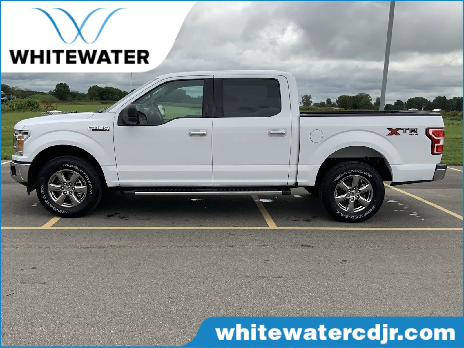 Used 2020 Ford F-150 XLT with VIN 1FTEW1EP1LKE50815 for sale in Saint Charles, Minnesota