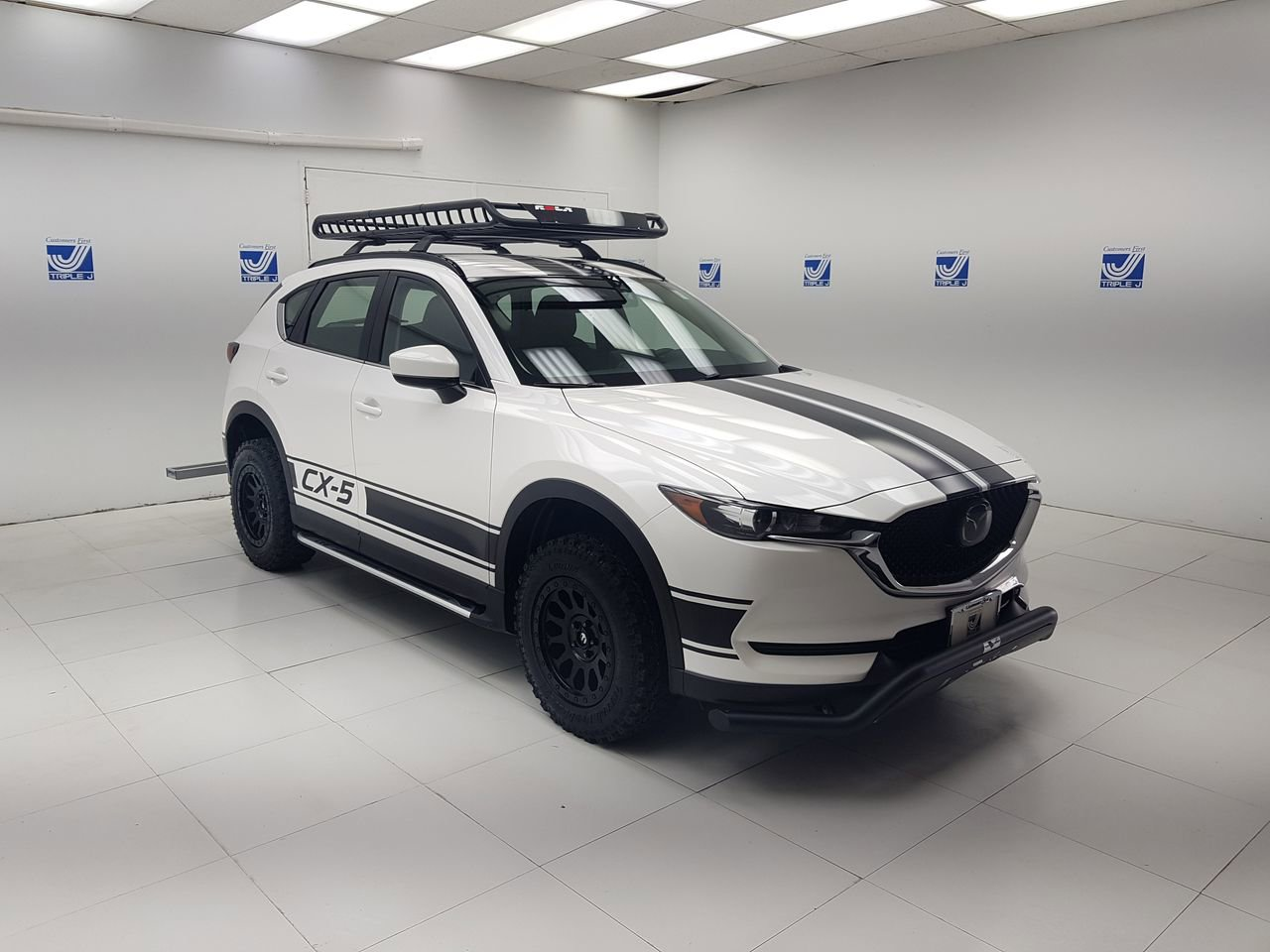New 2021 Mazda CX-5 Sport with Lift Kit & More!
