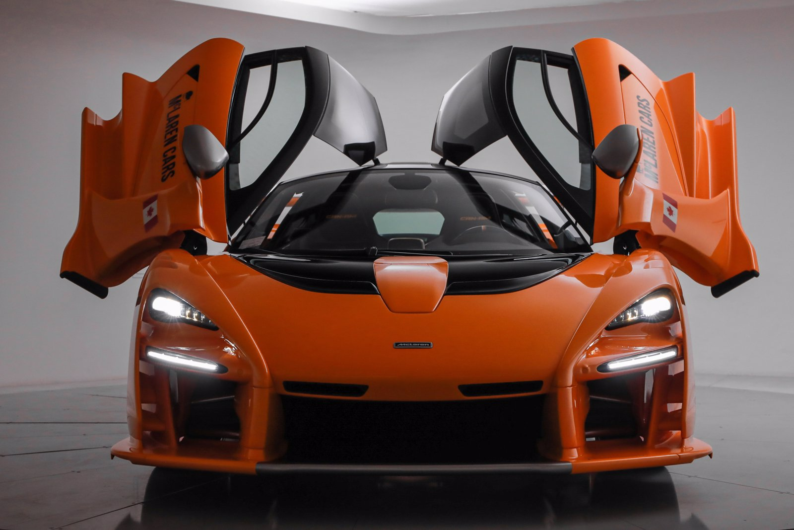 Pre-Owned 2019 McLaren Senna Can-Am