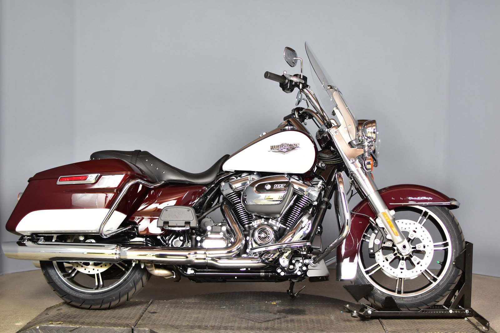New 2021 Harley-Davidson Road King FLHR