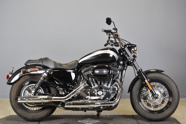 Pre-Owned 2018 Harley-Davidson Sportster 1200 Custom XL1200C