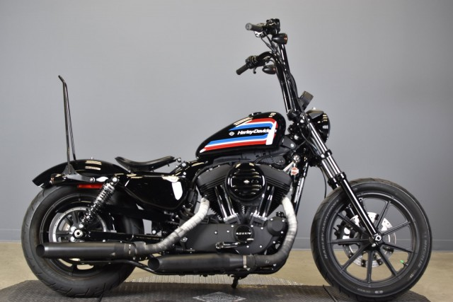 Pre-Owned 2021 Harley-Davidson Sportster Iron 1200 XL1200NS