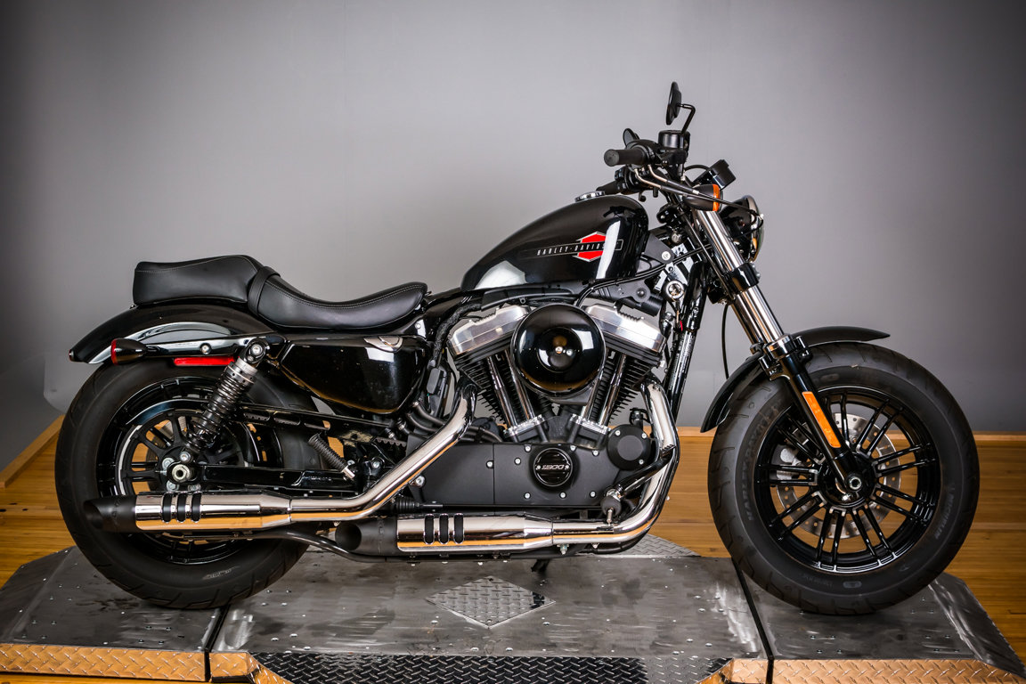 Certified Pre-Owned 2021 Harley-Davidson Sportster Forty-Eight XL1200X