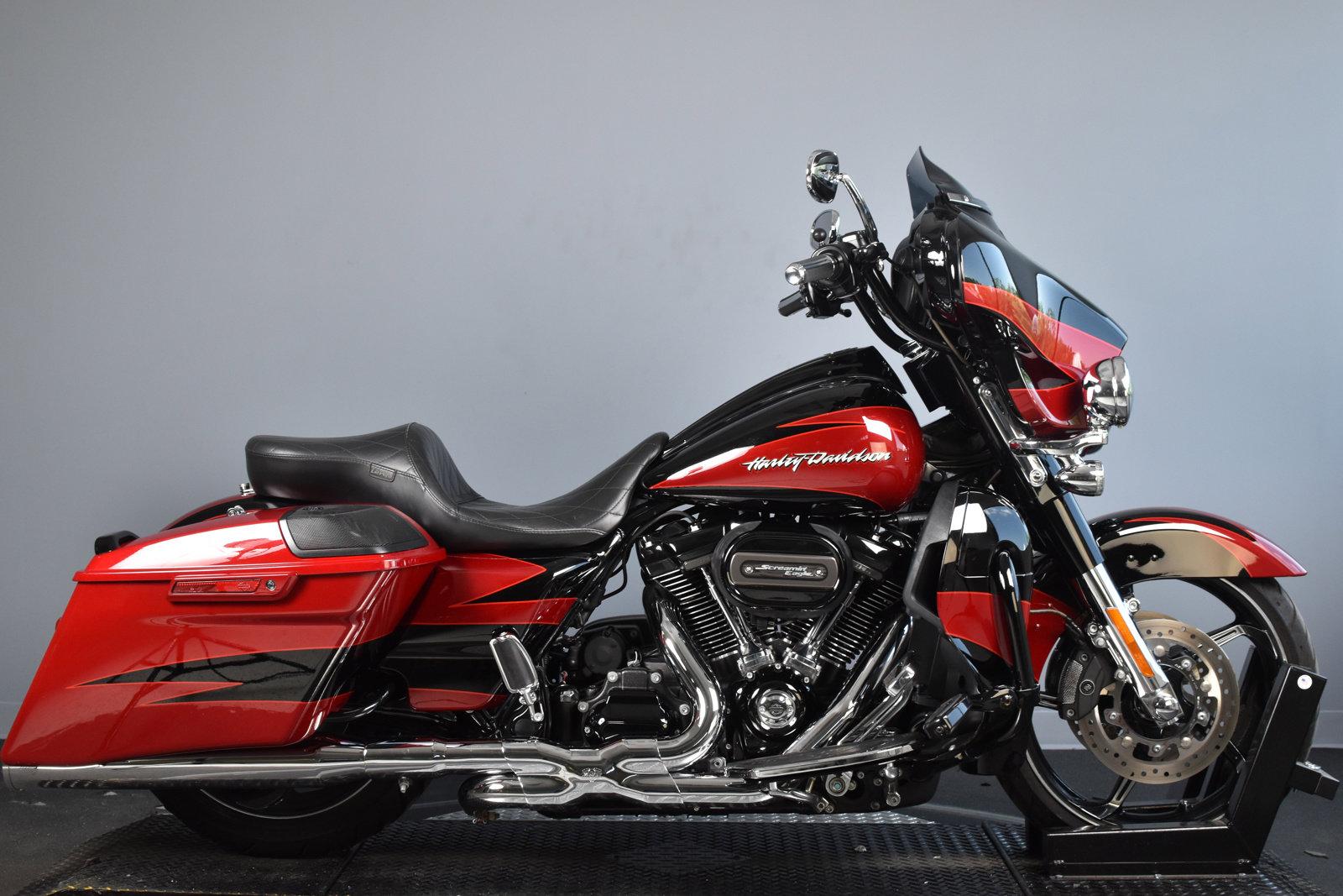 Pre-Owned 2017 Harley-Davidson Street Glide CVO FLHXSE