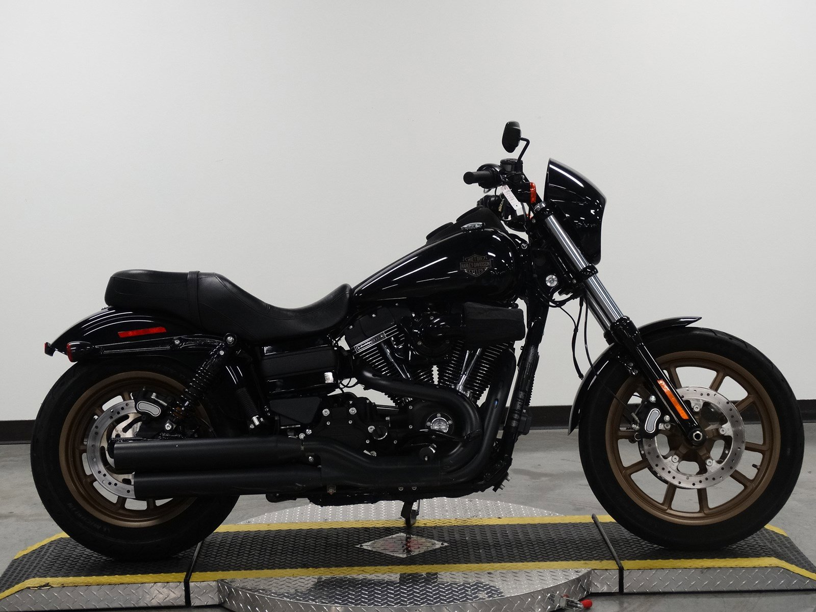 Pre-Owned 2016 Harley-Davidson Dyna Low Rider S FXDLS