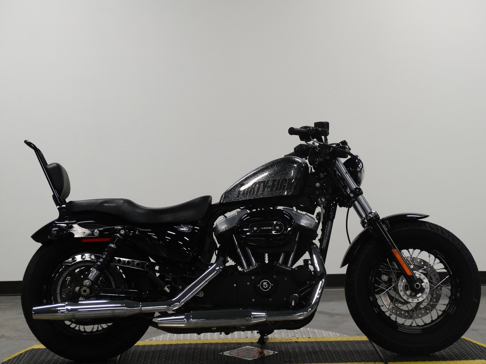 Pre-Owned 2014 Harley-Davidson Sportster Forty-Eight XL1200X