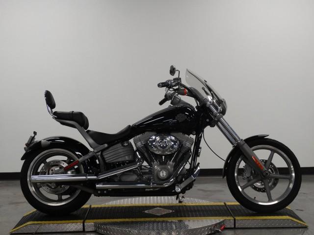 Pre-Owned 2008 Harley-Davidson Softail Rocker FXCW