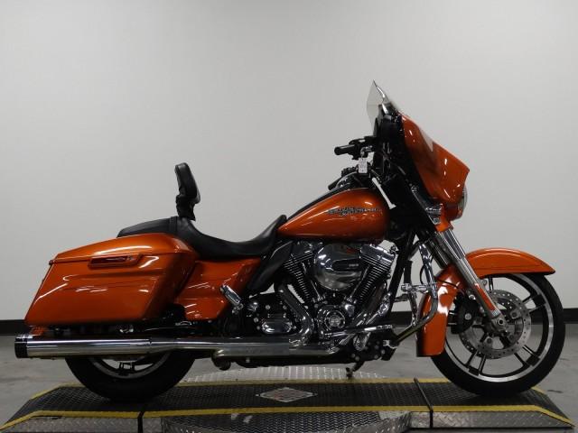 Pre-Owned 2015 Harley-Davidson Street Glide Special FLHXS