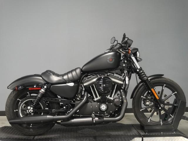 Pre-Owned 2020 Harley-Davidson Street Iron 883 XL883N
