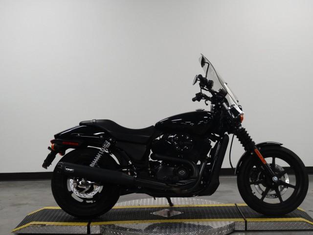 Pre-Owned 2015 Harley-Davidson Street 500 XG500
