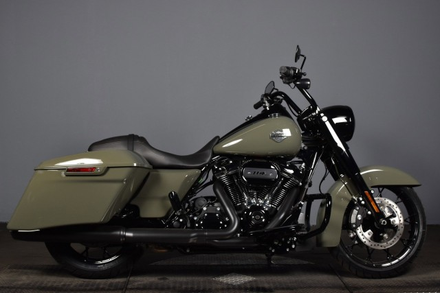 New 2021 Harley-Davidson Road King Special FLHRXS