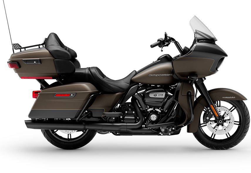 New 2021 Harley-Davidson Road Glide Limited Black FLTRK