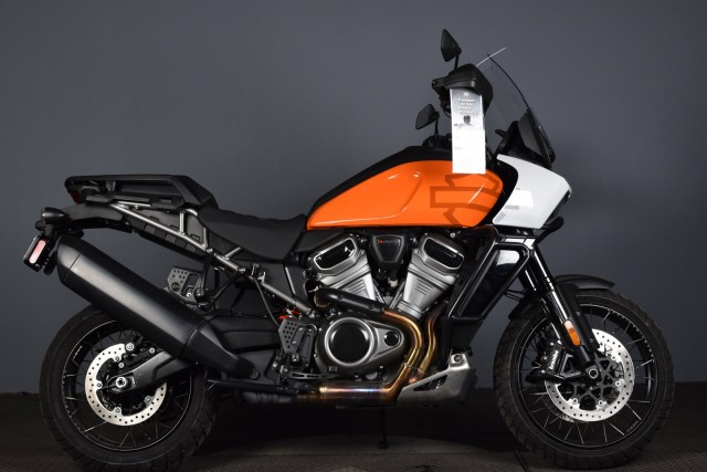 Certified Pre-Owned 2021 Harley-Davidson Pan America Special RA1250S