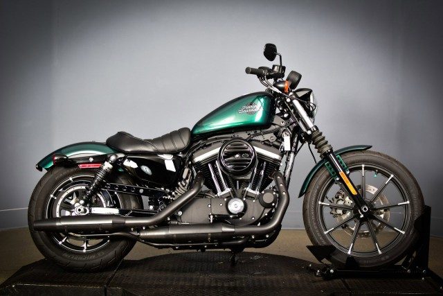 Pre-Owned 2021 Harley-Davidson Sportster Iron 883 XL883N