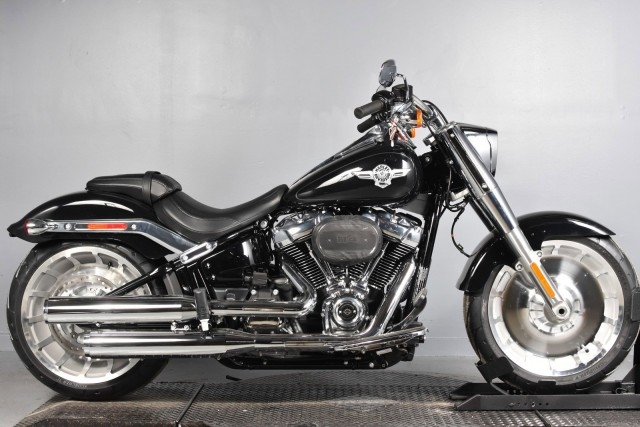 New 2021 Harley-Davidson Softail Fat Boy 114 FLFBS