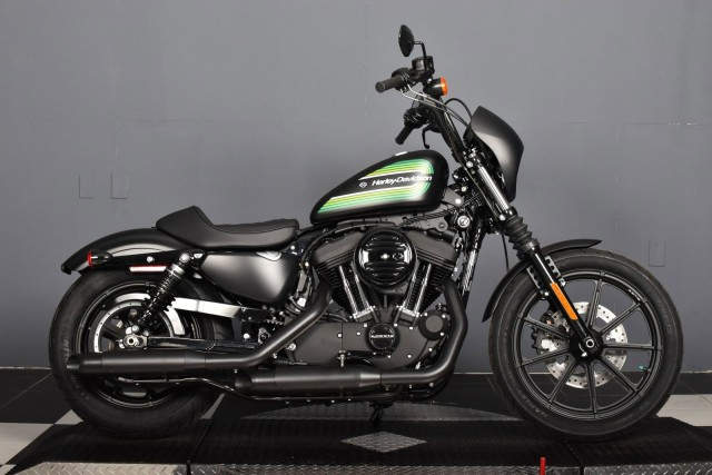 New 2021 Harley-Davidson Sportster Iron 1200 XL1200NS